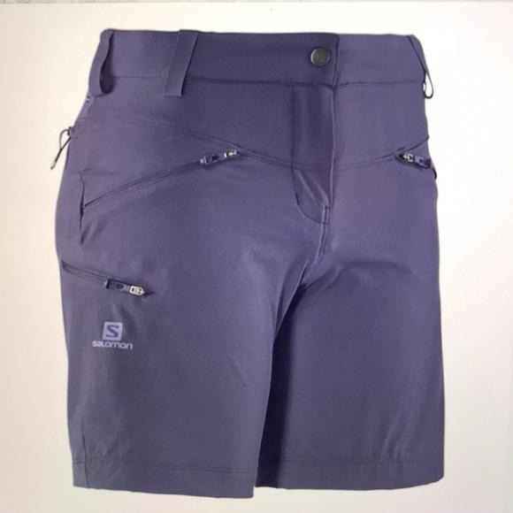 082f4d30ea5e Salomon Women s Wayfarer Shorts. M 5ac03a8205f430e94eae8233